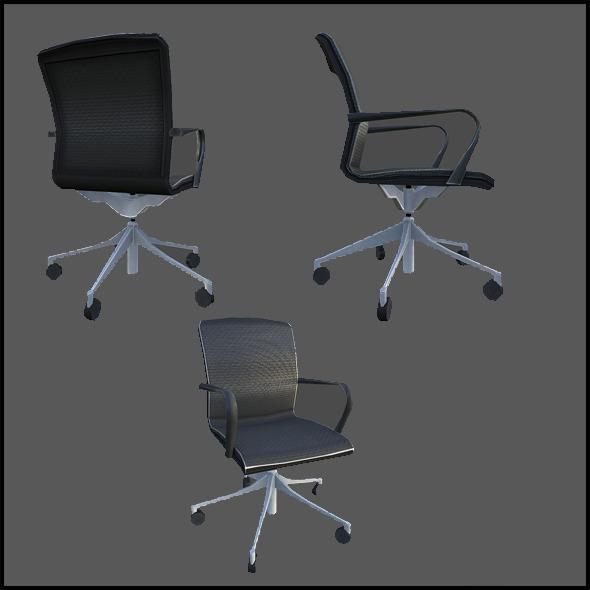 3DOcean Office Chair 2962733