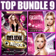Top Flyer Bundle Vol9 - GraphicRiver Item for Sale