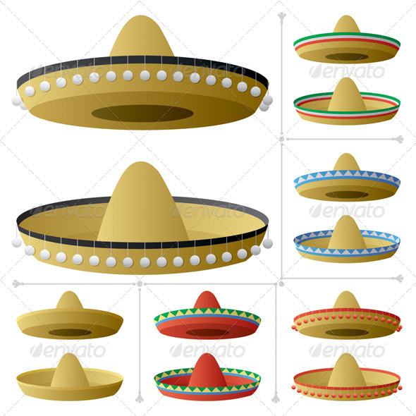 GraphicRiver Sombrero 152812