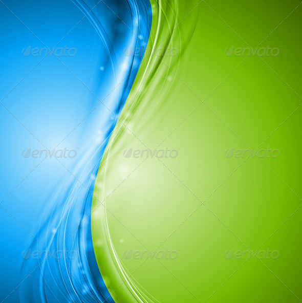 Abstract colourful background - Backgrounds Decorative