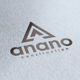 Anano Logo - GraphicRiver Item for Sale