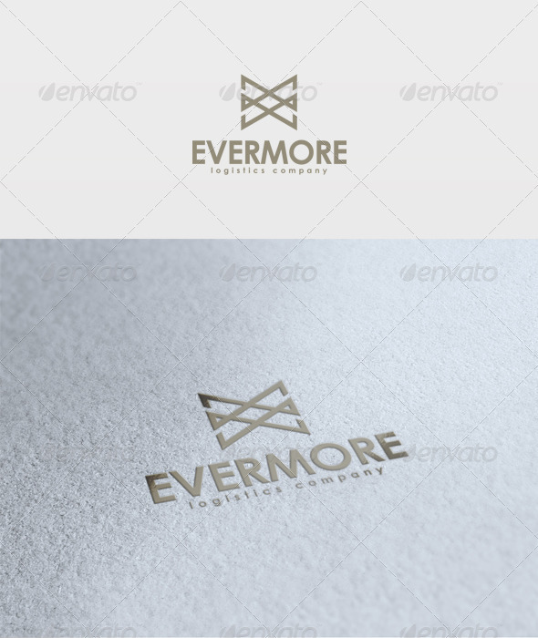 Evermore Logo - Vector Abstract