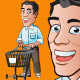 Male Shopper - GraphicRiver Item for Sale