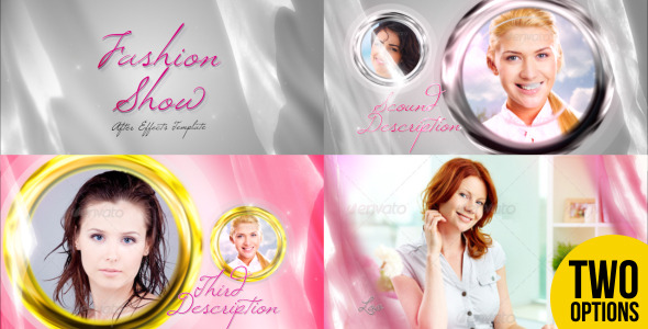 After Effects Project - VideoHive FashionShow & Romantic Promo 2942042