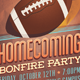 Homecoming Flyer / Invitation - GraphicRiver Item for Sale