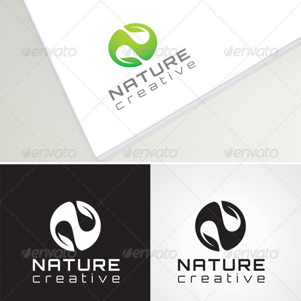 Nature Creative - Nature Logo Templates