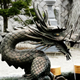 HD 1080p DRAGON HEAD FOUNTAIN - VideoHive Item for Sale