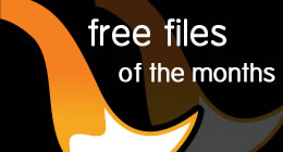Free Files of the Months [ActiveDen]