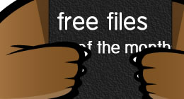 Free Files of the Months [ThemeForest]