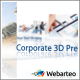 Corporate 3D Presentation - VideoHive Item for Sale