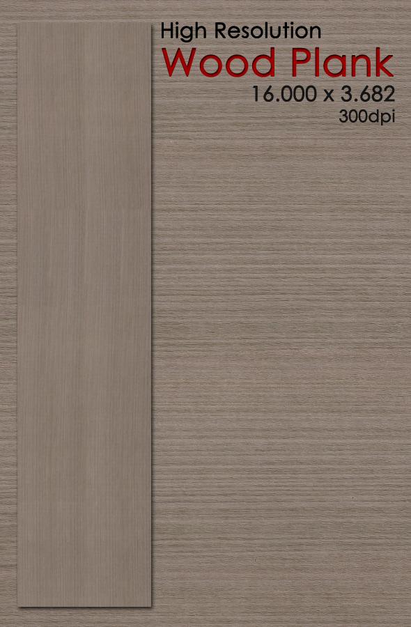 3DOcean Wood Plank 106312