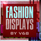 Fashion Displays with Text Presentation - VideoHive Item for Sale