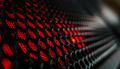 Red Light Through Mesh - PhotoDune Item for Sale
