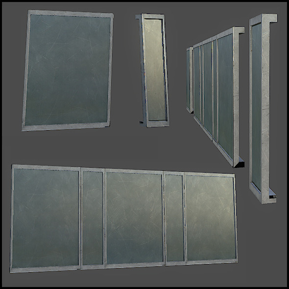 3DOcean Window Frame 2983061