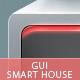 GUI Smart House - Retina Ready - GraphicRiver Item for Sale