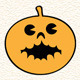 Retro Halloween Vector - GraphicRiver Item for Sale