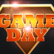 Game Day Isolated 3D Text Objects - GraphicRiver Item for Sale