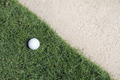 Golf ball on green - PhotoDune Item for Sale