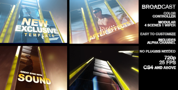 After Effects Project - VideoHive Broadcast 2994108