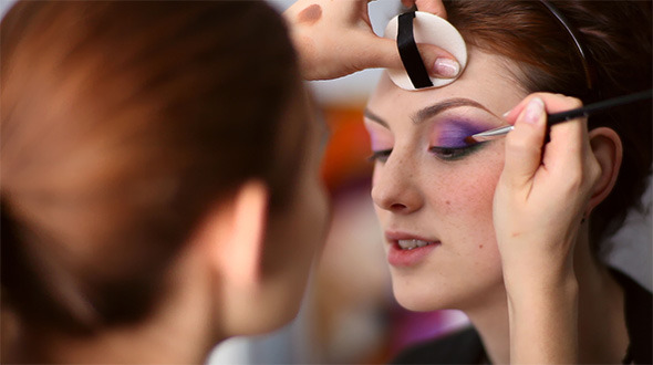 VideoHive Make-Up 2995857