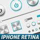 I-Light Iphone UI Elements Set (Retina Ready) - GraphicRiver Item for Sale