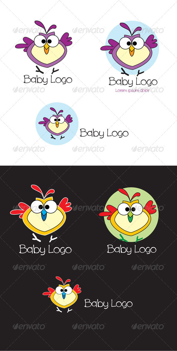 Baby Logo - Humans Logo Templates