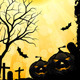 Grungy Halloween Card - GraphicRiver Item for Sale
