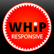 Whip - Responsive Portfolio WP Theme - ThemeForest Item for Sale