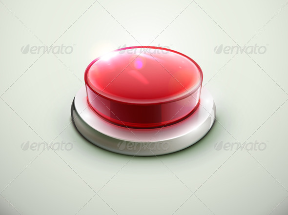 Red button - Conceptual Vectors