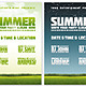 Summer - Flyer Template - GraphicRiver Item for Sale