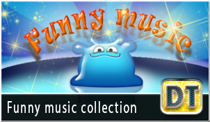 Funny music collection