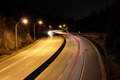 Highway at Night - PhotoDune Item for Sale