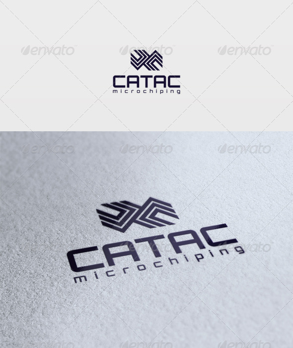 Catac Logo - Vector Abstract