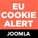 EU Cookie Alert Joomla Extension - CodeCanyon Item for Sale