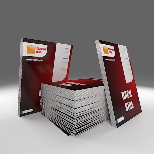 3DOcean Catalogue Set Model Texture Material Render 3011831