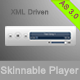 Skinnable MP3 Player - ActiveDen Item for Sale