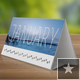 Desk Calendar Mock-Up V2 - GraphicRiver Item for Sale