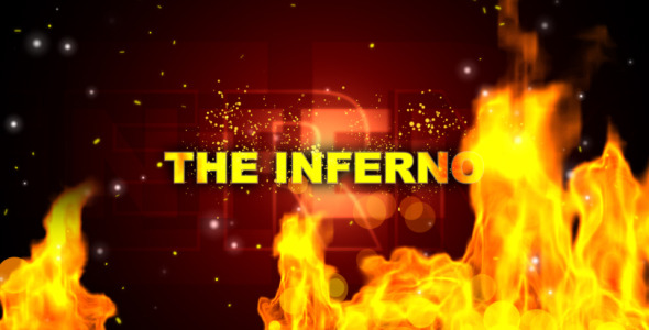 After Effects Project - VideoHive The Inferno 3013775
