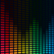 Coloful Graphic Equalizer Display - GraphicRiver Item for Sale