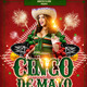 Cinco De Mayo Club Flyer - GraphicRiver Item for Sale