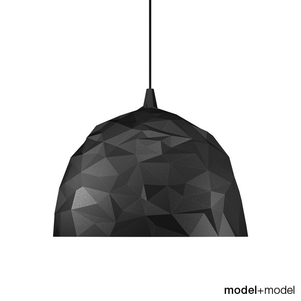 3DOcean Foscarini Rock suspension lamp 309614
