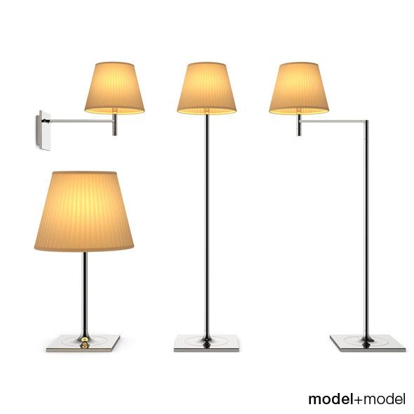 3DOcean Flos KTribe Soft lamps 309637