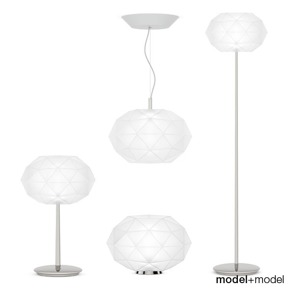 3DOcean Artemide Soffione lamps 309650