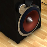  Stylish Speakers - easily animated! - 3DOcean Item for Sale
