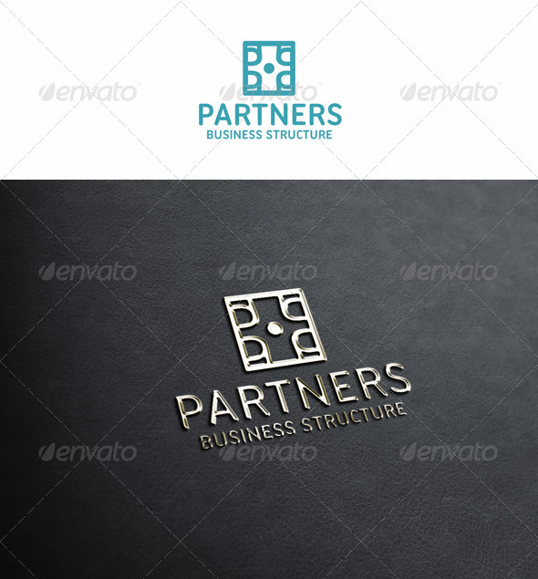 Partners Group - Symbols Logo Templates