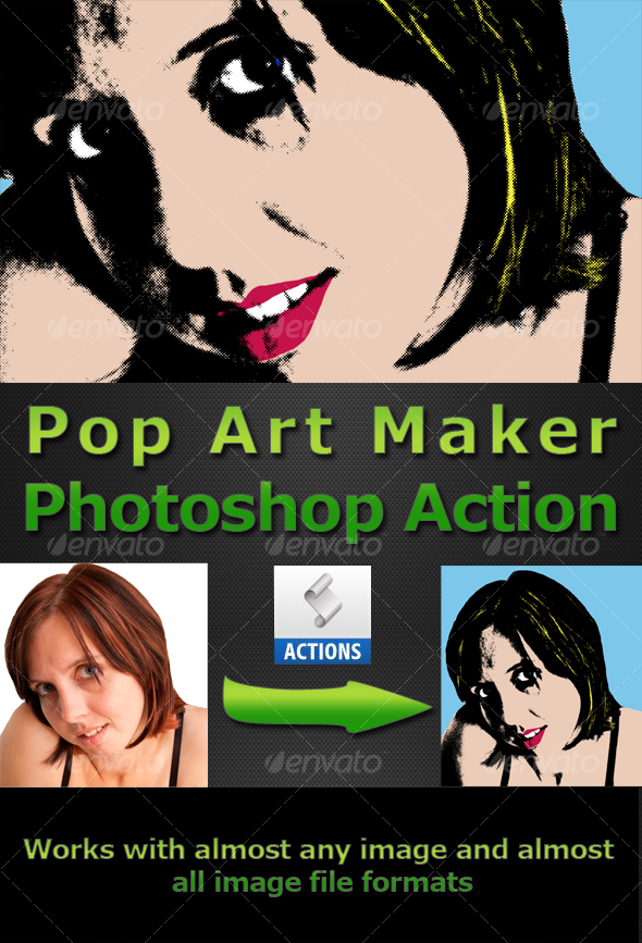 GraphicRiver Pop Art Maker 107487