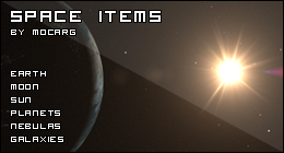 Space Items