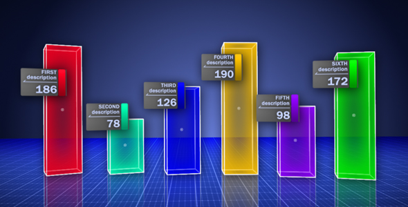 [VideoHive 106700] handy bar graph | After Effects Project