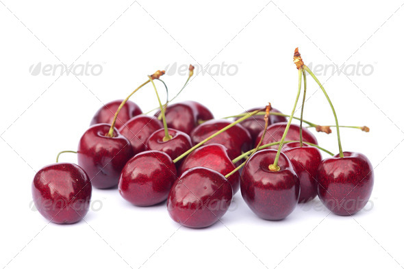 Cherries - Stock Photo - Images