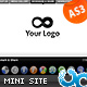 Advanced Coming Soon Website Template 06 AS3 - ActiveDen Item for Sale